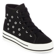 Arizona Avril Platform High-Top Sneakers