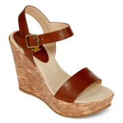 9 & Co.® Blessings Wedge Sandals