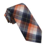 Stafford® Pixie Plaid Tie