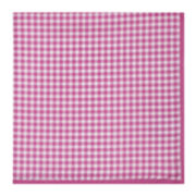 Stafford® Spring Gingham Pocket Square