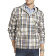 IZOD® Plaid Full-Zip Jacket