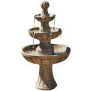 Napa Valley Outdoor Fountain