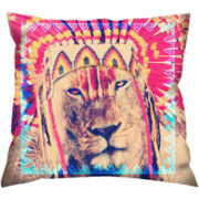Lion Decorative Pillow