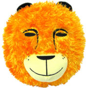 Round Lion Pillow