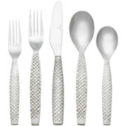 Reed & Barton Weave 45-pc. Flatware Set