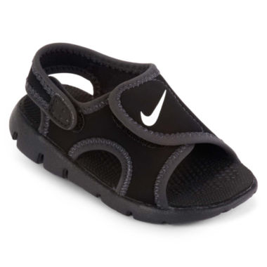 jcpenney.com | Nike® Sunray Adjustable  Boys Sandals - Toddler