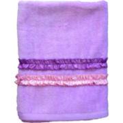 Ruffle Power Bath Towel
