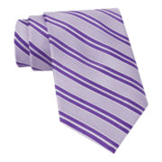 Stafford® Dapper Stripe Tie