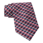 Stafford® Proper Plaid Tie