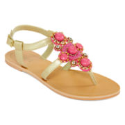 Estate Shield Sandals
