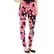 Mixit™ Print Floral Leggings