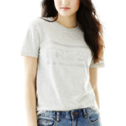 Joe Fresh™ Short-Sleeve Embellished Tee