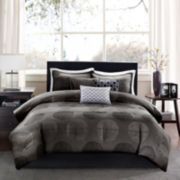 Madison Park Stephens 7-pc. Comforter Set