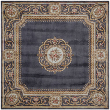 jcpenney.com | Momeni® Atlantis Hand-Carved Wool Square Rug