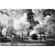 Afternoon in Paris Canvas Wall Art