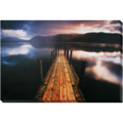 Dawn Canvas Wall Art