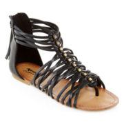 Arizona Carina Studded Gladiator Sandals