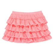 Arizona Tiered Skort - Girls 2t-5t