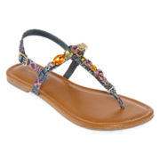 Arizona Mila T-Strap Sandals