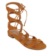Arizona Gena Lace-Up Gladiator Sandals