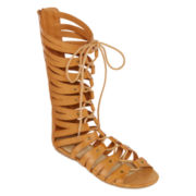 Arizona Ginny Lace-Up Gladiator Sandals