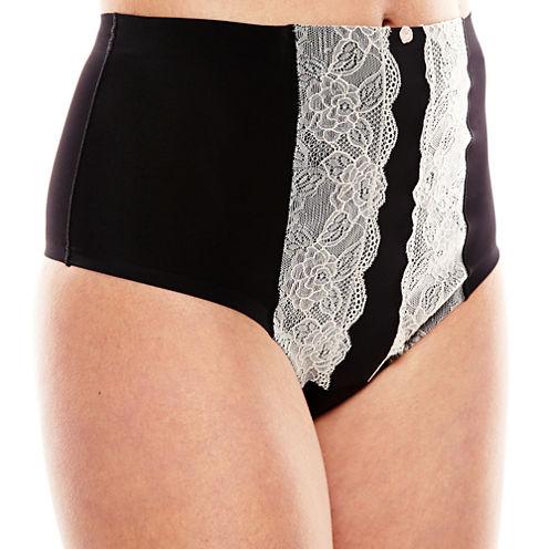 Skinnygirl True Waist Shaping Thong Panties - 7584