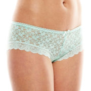 Ambrielle® Mystique® Lace Hipster Panties