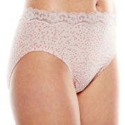 Olga® Without A Stich® High-Cut Briefs - 23067