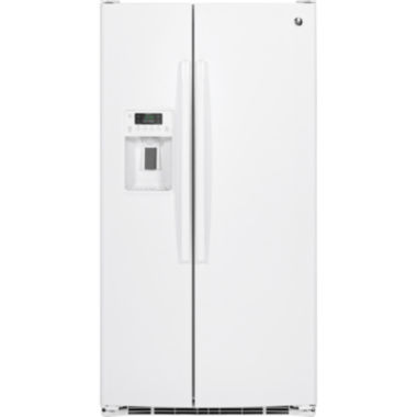 jcpenney.com | GE® 25.4 Cu. Ft. Side-By-Side Refrigerator