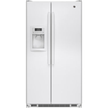 jcpenney.com | GE® ENERGY STAR® 24.7 Cu. Ft. Side-By-Side Refrigerator