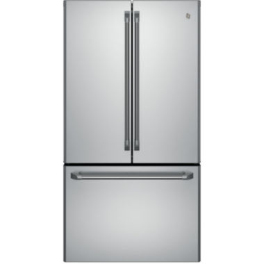 jcpenney.com | GE Cafe ENERGY STAR® 23.1 Cu. Ft. French Door Refrigerator Counter Depth