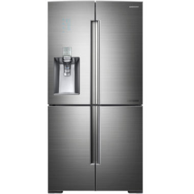 "jcpenney.com | Samsung ENERGY STAR® Chef Collection 34 cu. ft. 36"" Wide 4-Door Flex French Door Refrigerator withSparkling Water Dispenser"""