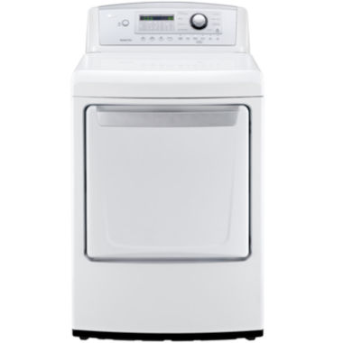jcpenney.com | LG 7.3 cu. ft. Ultra-Large High-Efficiency Electric Dryer with Sensor Dry