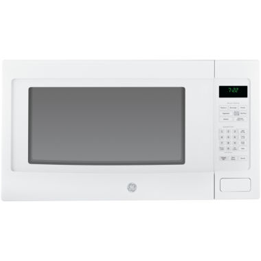 jcpenney.com | GE Profile™  2.2 Cu. Ft. Countertop Microwave Oven with Sensor Cooking Technology