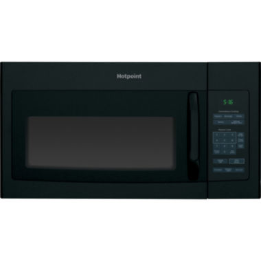 jcpenney.com | Hotpoint® 1.6 Cu. Ft. Over-the-Range Microwave Oven