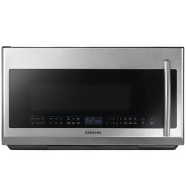 jcpenney.com | Samsung 2.1 Cu. Ft. Over-the-Range Microwave