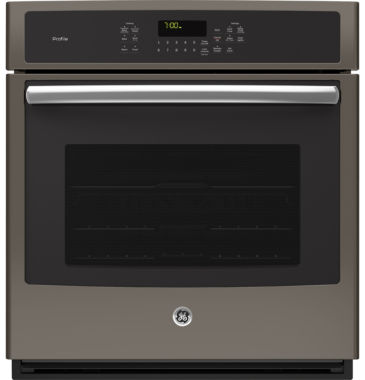 "jcpenney.com | GE Profile™ Series 27"" Built-In Single Convection Wall Oven"