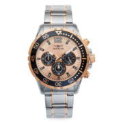 Invicta® Specialty Diver Two-Tone Stainless Steel Chronograph Sport Watch 16289