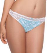 Marie Meili® Kathleen 2-pk Thong Panties