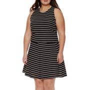 Decree® Bodycon Tank Top or Skater Skirt - Plus