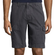JF J. Ferrar® Ripstop Regular-Fit Cargo Shorts