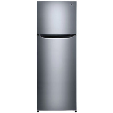 "jcpenney.com | LG 11.1 cu. ft. Large Capacity 24"" Wide Compact Top Freezer Refrigerator"