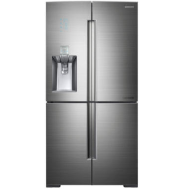 "jcpenney.com | Samsung Chef Collection ENERGY STAR® 34 cu. ft. 36"" Wide 4-Door Flex™ French Door Refrigerator"