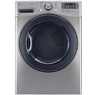 jcpenney.com | LG 7.4 Cu. Ft. Ultra Large Capacity SteamDryer™ with NFC Tag On Technology