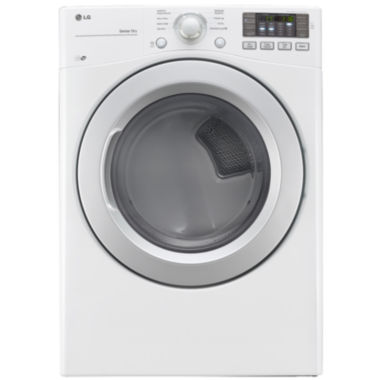 jcpenney.com | LG ENERGY STAR® 7.4 cu. Ft. Ultra Large Capacity Electric Dryer with NFC Tag On Technology