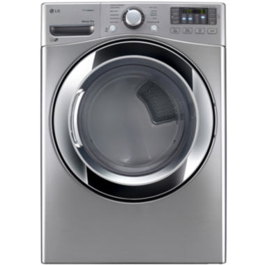 jcpenney.com | LG 7.4 cu. ft. Ultra Large Capacity SteamDryer™ w/ NFC Tag On