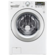 LG ENERGY STAR®  4.3 cu. ft. Ultra-Large Capacity Washer with NFC Tag On Technology