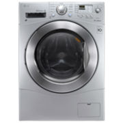 "LG 2.3 Cu. Ft. Large Capacity 24"" Compact All-in-One Washer/Dryer Combo"
