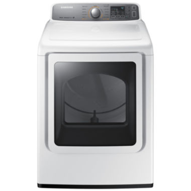 jcpenney.com | Samsung 7.4 Cu. Ft. Gas Dryer with Steam Dry