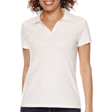 jcpenney.com | St. John's Bay® Short-Sleeve Polo